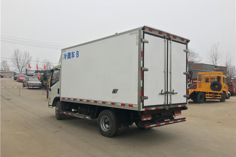 福田康瑞H2冷藏车4.2米